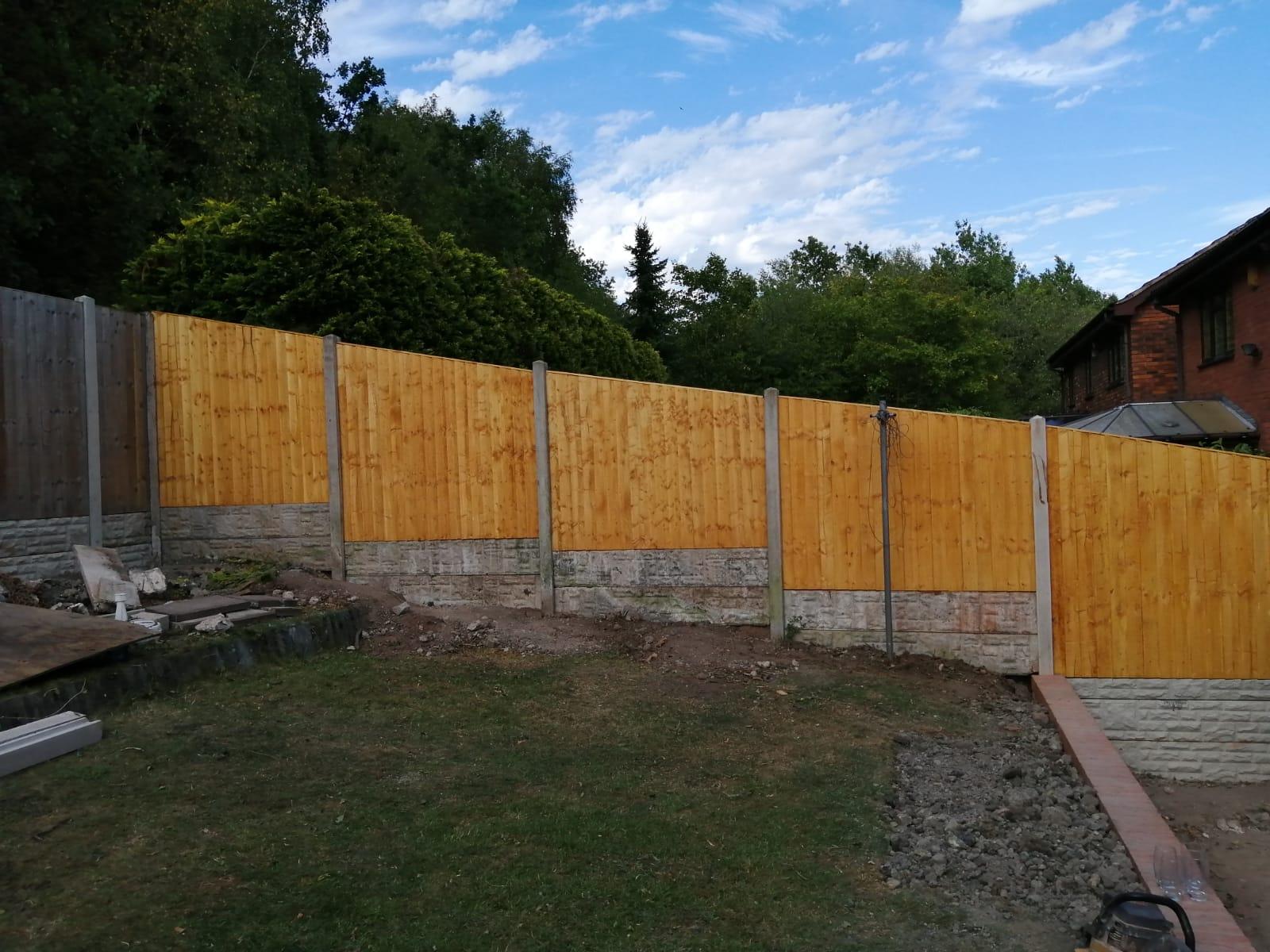 fencing services Kidderminster
