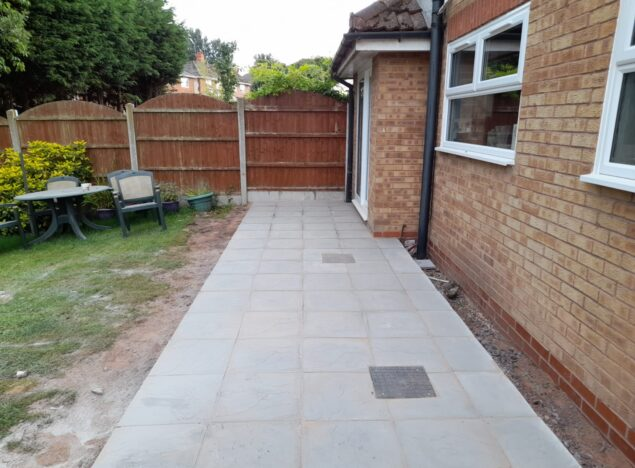 patio construction Walsall