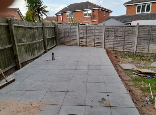 landscaping walsall